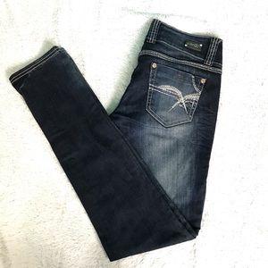 Nissi | Dark Skinny Jeans